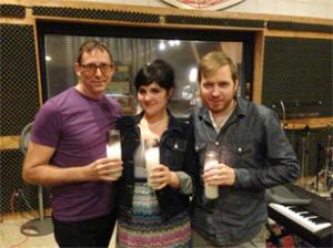 Music Vigil at Sugar Hill with Dan and Alicia